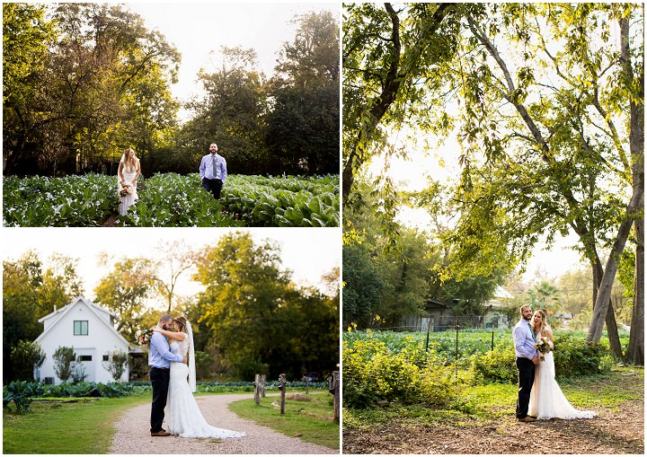 Carrie and Andrew's Animal Loving Boho Farm Wedding in Texas by Cory Ryan Photography