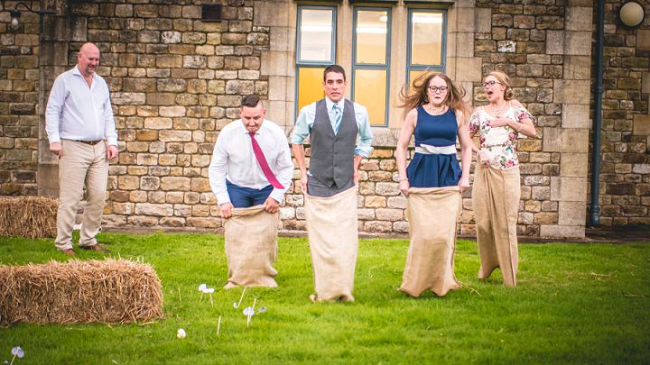 Emma and Gregory's Epic DIY Village Hall Shindig by JRP Photography