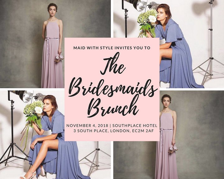 Maid With Style London 'The Bridesmaids Brunch'