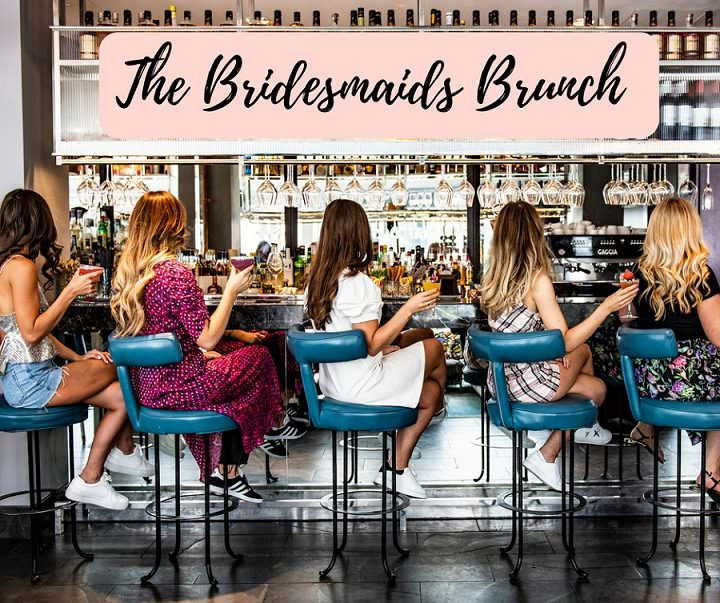 Boho Loves: Maid With Style London 'The Bridesmaids Brunch'