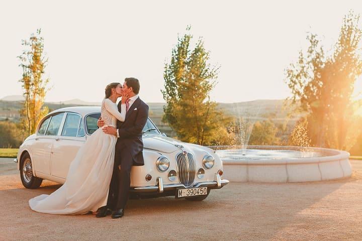 Carlota and Jorge's Elegant Rustic Chic Spanish Wedding by Alicia Nacenta Photography - Boho Weddings For the Boho Luxe Bride