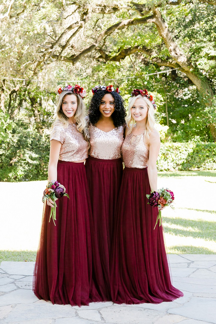 Revelry Bridesmaids – Unexpected Colours for Fall that Fit Into Every Boho Festivity