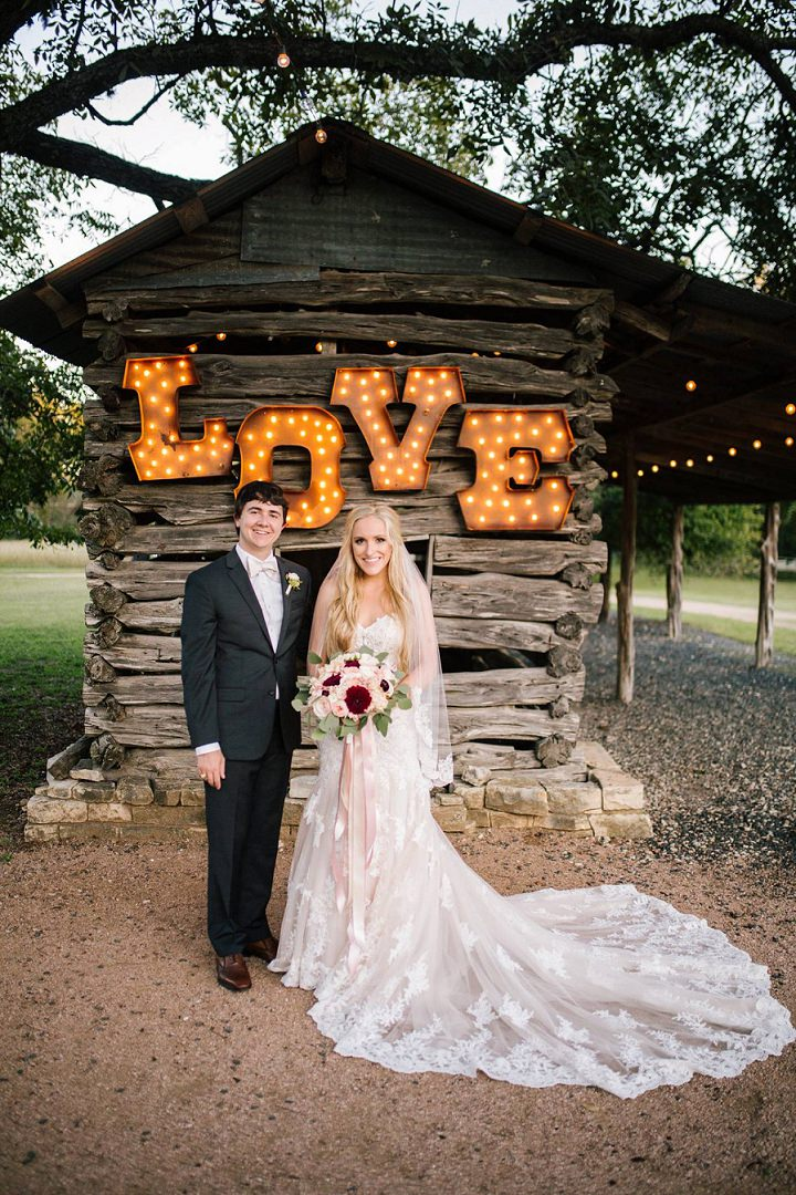 Madeline andTy's Romantic Friday the 13thAutumn Wedding by Caryn Noel Photography