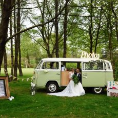Buttercup Bus Vintage Campers
