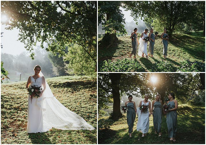 Natasha and Simon'sRelaxed Elegant and Rustic Australian Wedding by Rick Liston