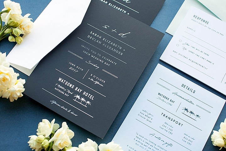 Paperlust - Top Quality Wedding Stationery For Design Conscious Couples