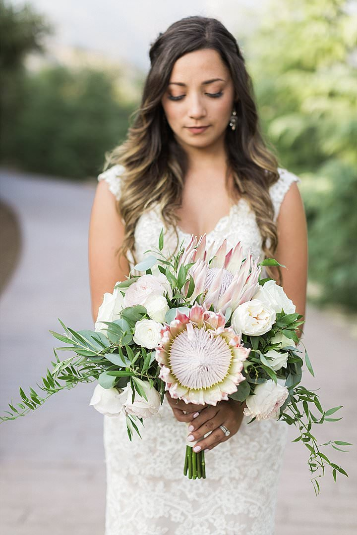 Macee and Matt's Romantic California Garden Wedding by Kaitie Brainerd Photography - Boho Weddings For the Boho Luxe Bride