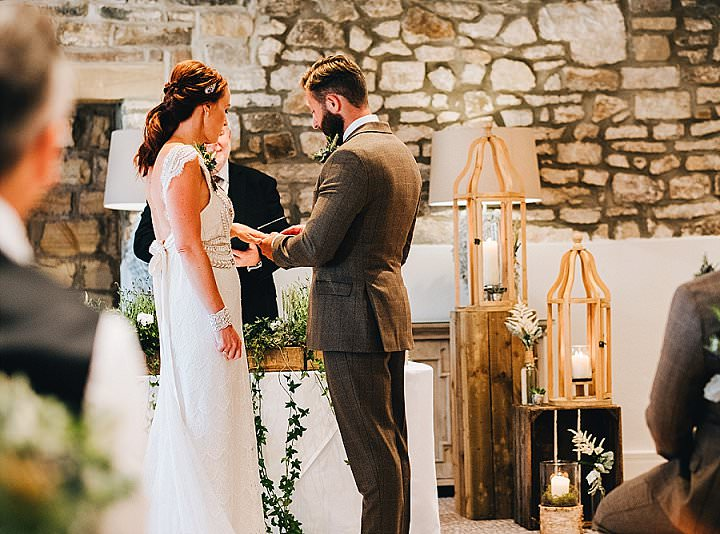 Emma and Marc's 'Rustic and Natural' Boho InspiredHomemade Wedding by Rachel Joyce
