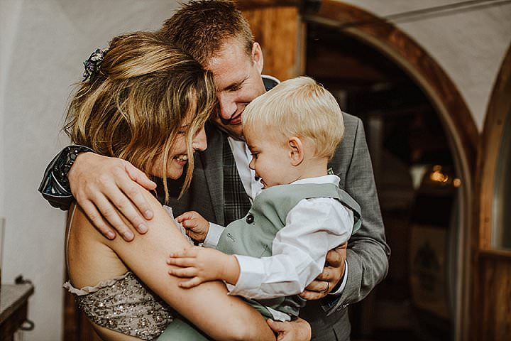 Alice and Dom's Truly Personal Homespun Wedding in Austria by Wild Connections Photography