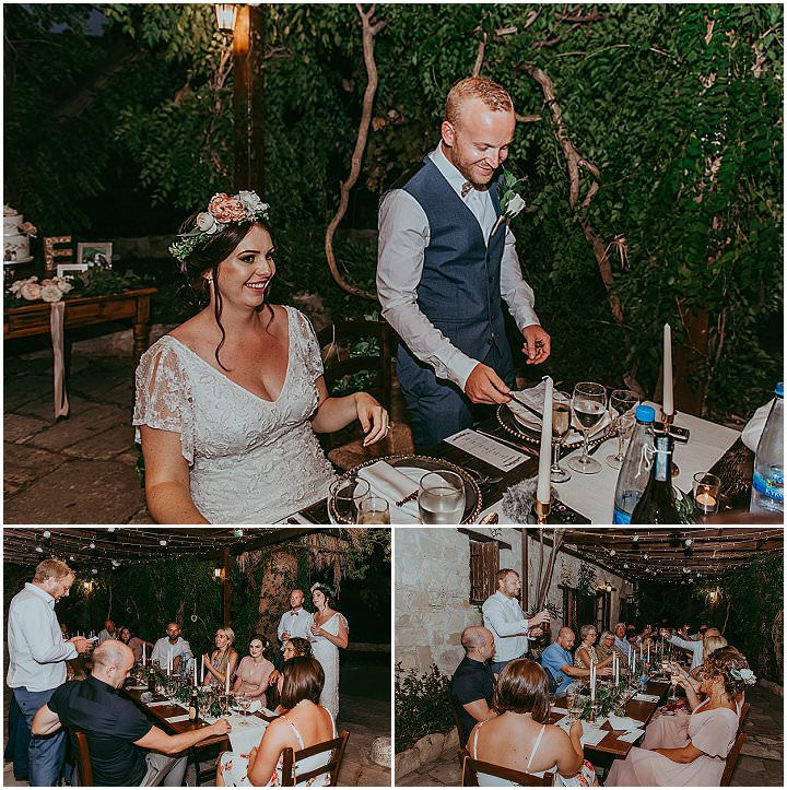 Jess and Tom's Boho Themed Destination Wedding in Cyprus by Christodoulou Photography