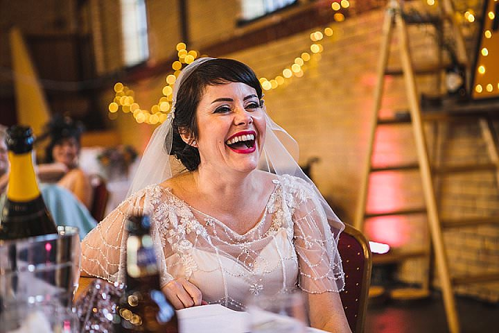 Donna-Marie and Stephen's 'Made in Sheffield' Industrial meets Vintage Weddingby Mark Tierney