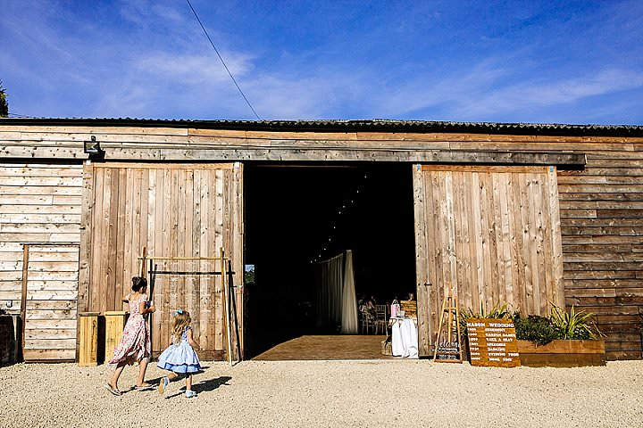 Courtney and Stephen's Relaxed Cheshire Country Barn Wedding by Cassandra Lane