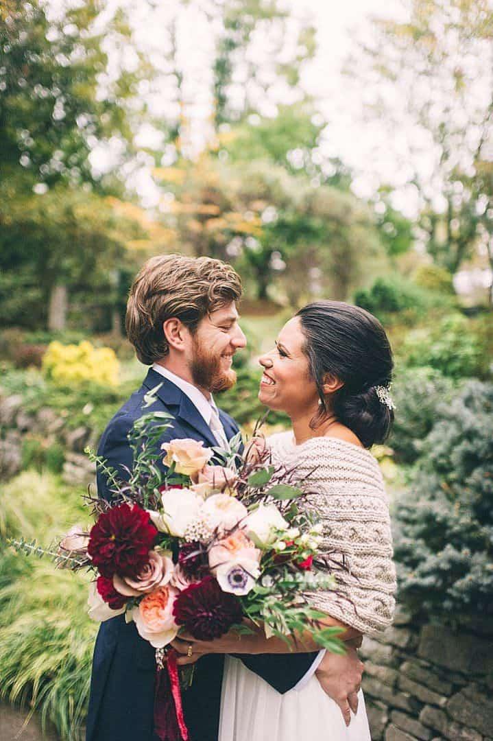 Micaha and Austin'sCozy Autumn Wedding in Kentucky by Sarah Katherine Davis Photography