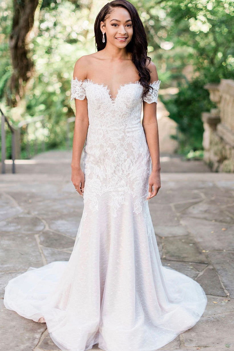 13 of Revelry's Most Swoon-Worthy Bridal Gowns That You Can Try on at Home