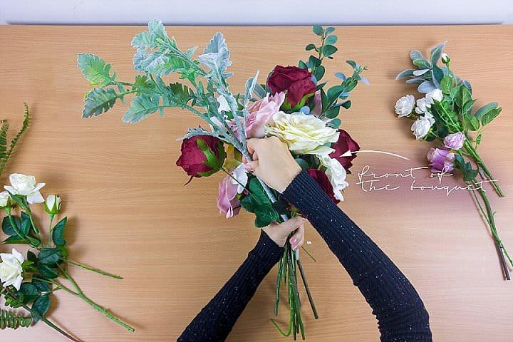 Diy Tutorial Create Your Very Own Romantic Boho Bouquet