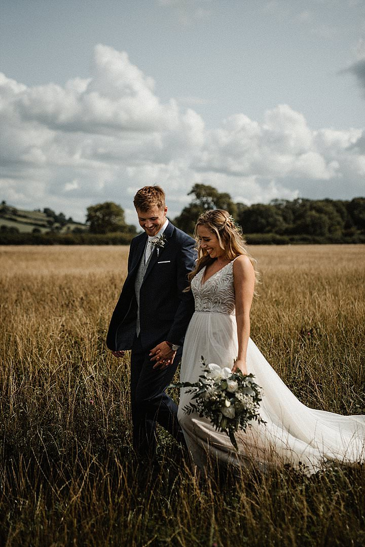 Amy and Dan's Homespun Rustic Chic Tipi Wedding in Bristolby Taylor-Hughes Photography