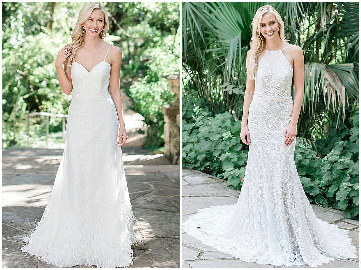 13 of Revelry's Whimsical Wedding Dresses That You Can Try on at Home