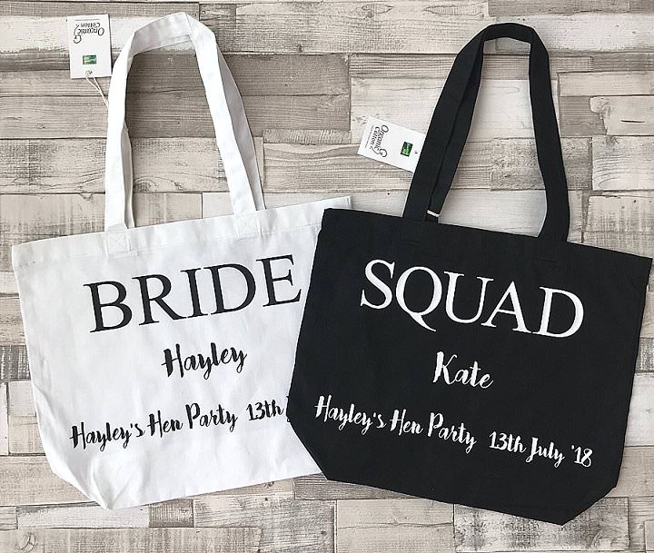 Frankie Made Me - A Passion for Printing T-Shirts and Personalised Bridal Items