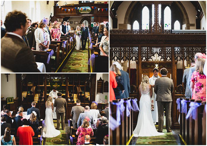 Jenny and Sam's Pretty Pastel Relaxed Country Wedding by JLM Wedding Photography