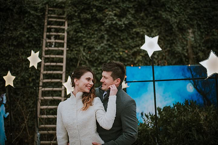 Suzana and Darko's Small, Simple and Relaxed Winter Wonderland Wedding in Croatia all Planned in 3 Months. By Matija and Marina Weddings