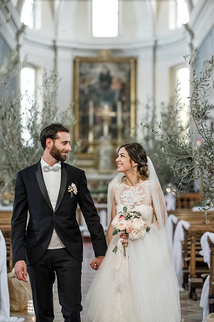 Andrea and Marika's Fairy Tale Woodland Wedding in Italy by Giovanna Aprili