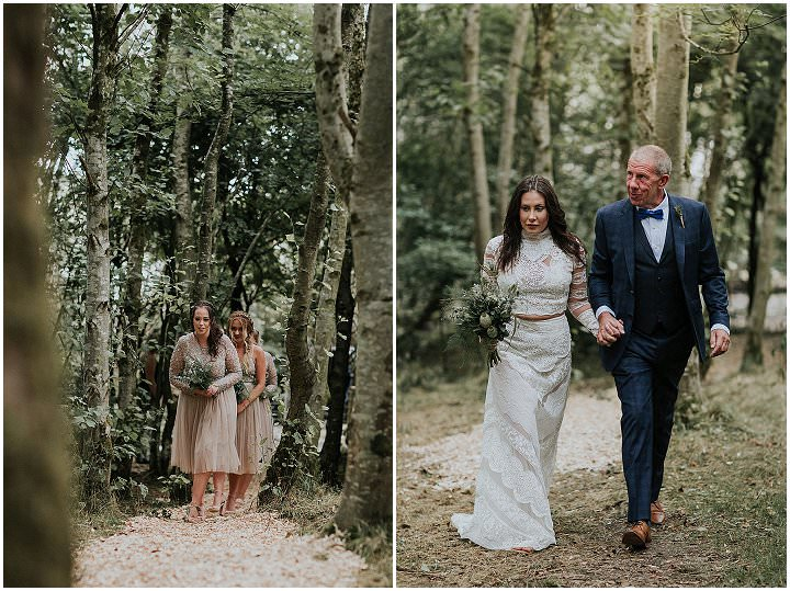 Vicky and Zachary's Music Filled Farm Wedding in Lancashire by Kate Gray Photography and Michelle Amy Weddings