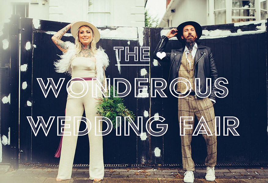 Win Tickets for The Wonderous Wedding Fair