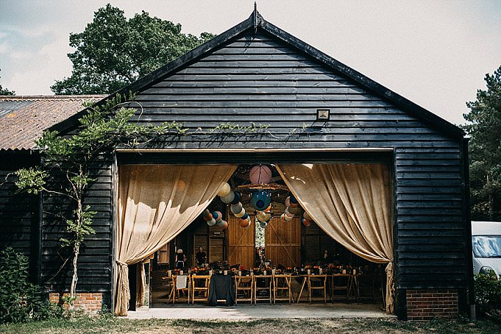 Debbie and Benjamin's'Havana Nights' Magical Woodland Wedding by Miracle Moments