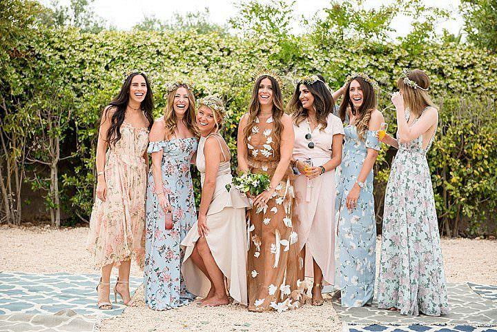 Melissa and Daniel's Laid Back Free Spirited Ibiza Wedding by Gypsy Westwood