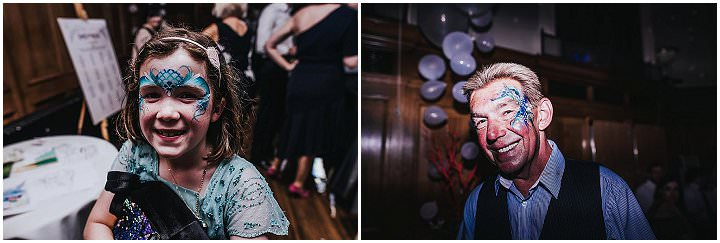 Emily and Richard's 'Enchantment Under The Sea' Fun Filled Islington Wedding byThis and That Photography
