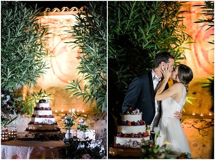 Andrea and Marika's Fairy Tale Woodland Wedding in Italy by Giovanna Aprili