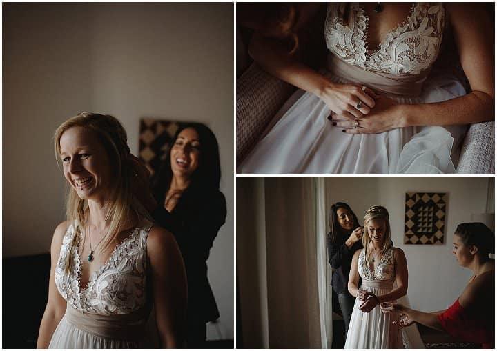 Kaela and Jez's Wine Themed Castle Wedding in Portugal by Look Imaginaryand Cátia Silva Weddings