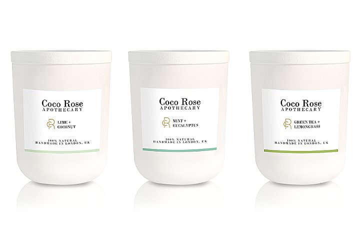 Coco Rose Apothecary - Hand Poured, Sustainable Candles. Made with love