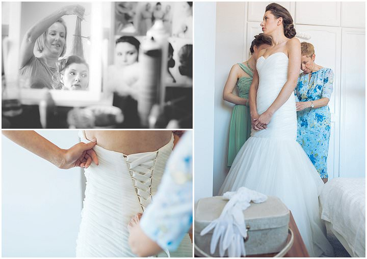 Alice and Alexander'sVintage Inspired Homemade Somerset Wedding by Red Maple Photography