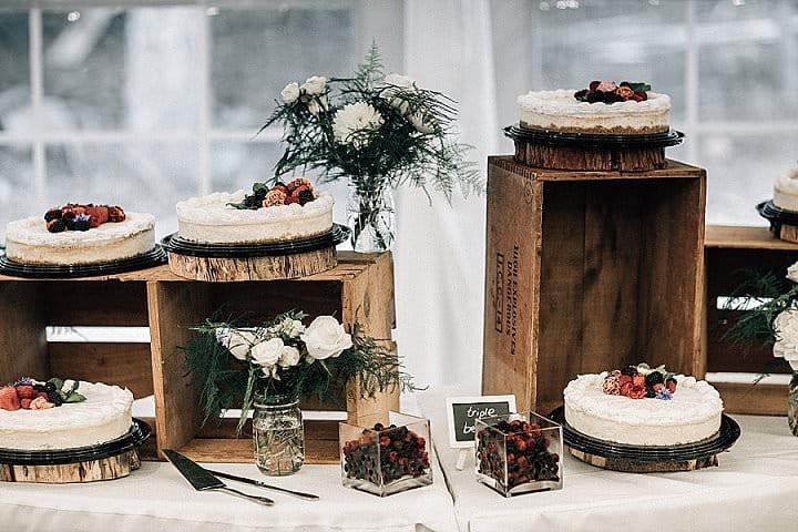 Marissa and Adam's 'Rustic Lush' Ski Resort Wedding by Bethany Small