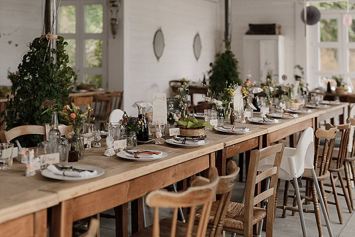 Rosalie and John's Relaxed and Intimate Rustic Italian Wedding by Zonzo