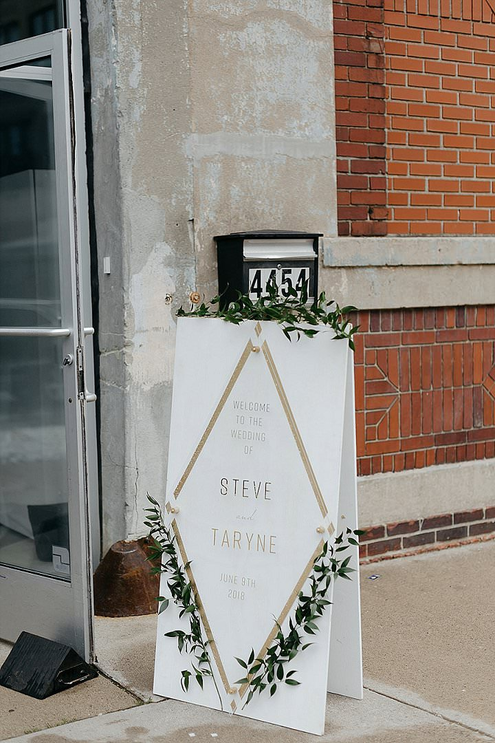 Taryne and Steven's 'Modern Bohemian' Conservatory and Museum Wedding by Justine Montigny