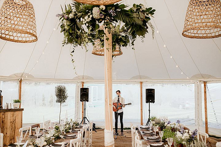 Provence inspired Elegant and Rustic Wedding Festival Inspiration