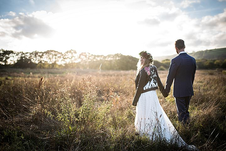 Kelsey and Andy's 'The Beauty of Nature' Autumnal Woodland Wedding by Judith Parkyn Photography
