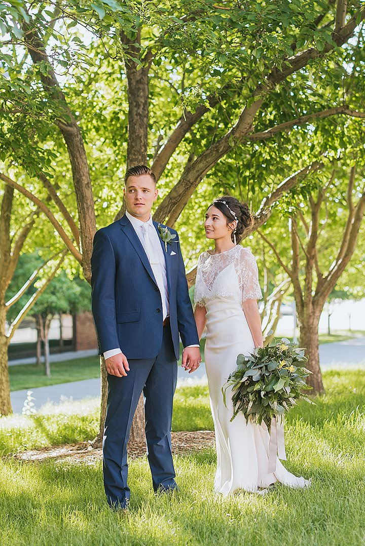 Jordan and Sean's Downtown Denver Urban Wedding by Elevate Photography