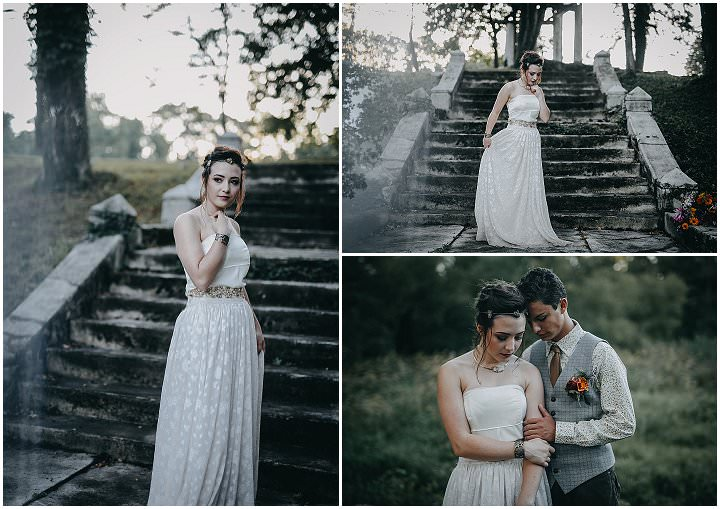 'Summer Solstice' Warm and Relaxed Bohemian Wedding Inspiration