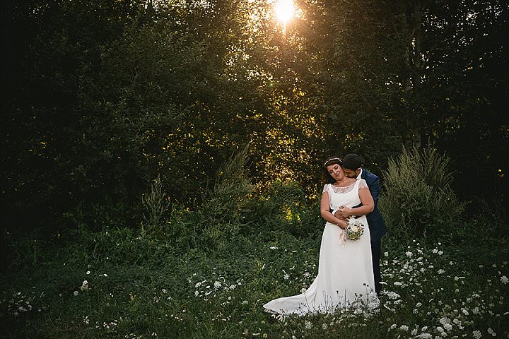 Julie and Lionel's Lazy Sun Drenched Rustic and Organic French Wedding by Zephyr & Luna