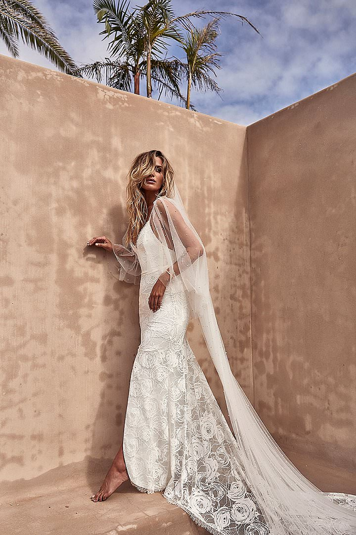 Bridal Style: La Bamba 'Luxury You Can Dance In' From Grace Loves Lace