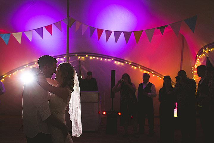 Charli and Edd's North Yorkshire 'Festival in a Forest' Fun Filled Wedding by Matt Thompson Photography