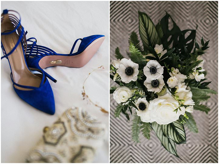 Katie and Ryan's Fresh, Clean and Modern San Diego Wedding with Accents of The Caribbean by Nicole George and Studio Castillero