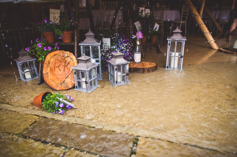 Ask The Experts: What Will You Do if it Rains on Your Wedding Day?