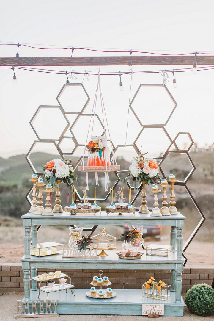 Ask The Experts: How To Bring a Bohemian Vibe Into Your Wedding Catering