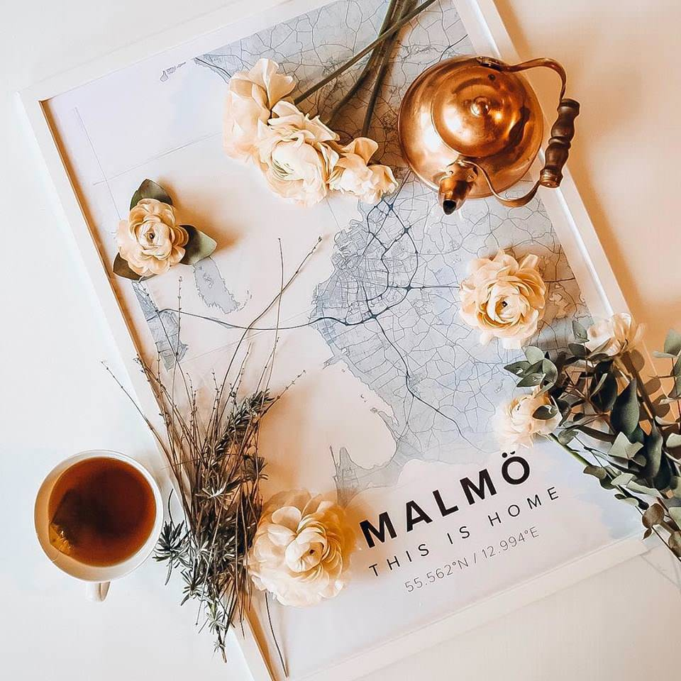 Mapiful - Posters That Tell Your Stories About Love, Memories And Travel AND 10% OFF for all Boho Readers