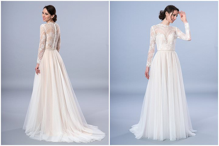 Tulip Bridal New Bridal Collection - 'Free Spirited Style'