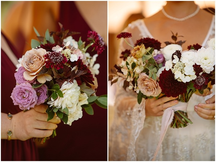 Tatiana and Trevor's Relaxed and Romantic Elegant Vineyard Wedding by Jessica Hill Photography